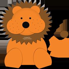 Lion Punch Art