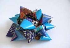 Gift Bows easy to make