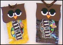 Halloween Owl Craft idea