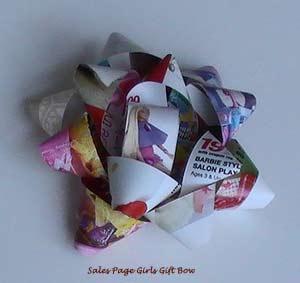 Girls bow