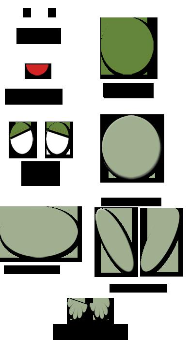 Frog Punch Art