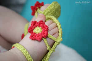 Baby Booties Sandles