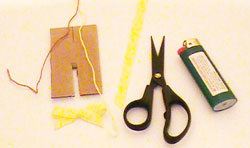 Basic bow supplies