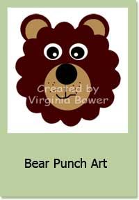 Bear Punch Art