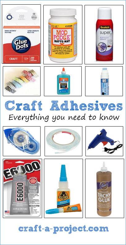 Craft Adhesive