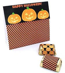Craft A Project Halloween Treat Bags