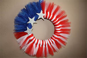 Patriotic Wreath-10