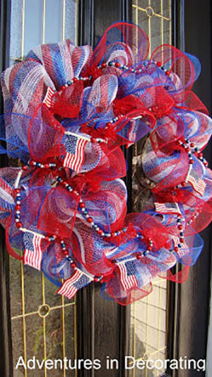 Patriotic Wreath-2