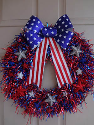 Patriotic Wreath-5