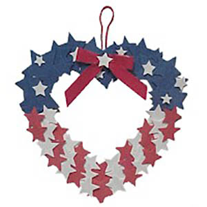 Patriotic Wreath-7