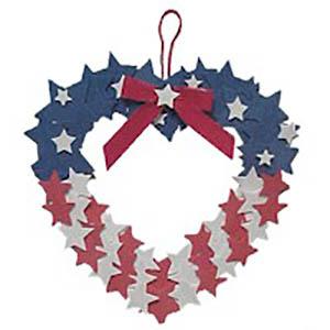 Patriotic Wreath-7