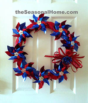 Patriotic Wreath-8