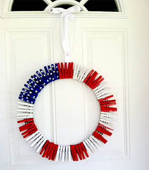 Patriotic Wreath-9