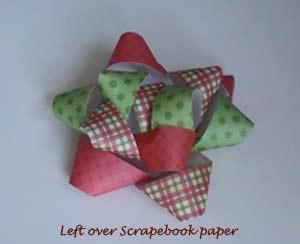 scrap bow