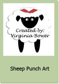 Sheep Punch Art