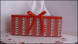 Valentine Crafts : Teacher Valentine gift