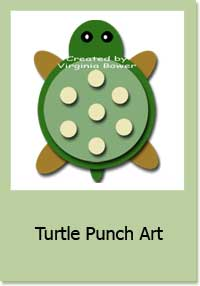Turtle Punch Art