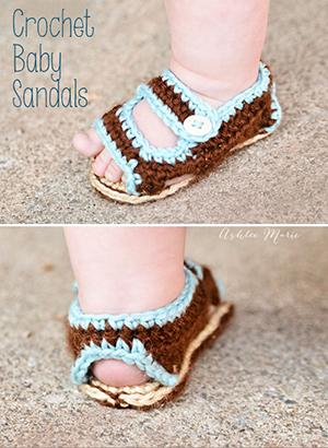 Baby Booties Summer Sandals