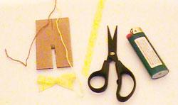 Basic bow supplies
