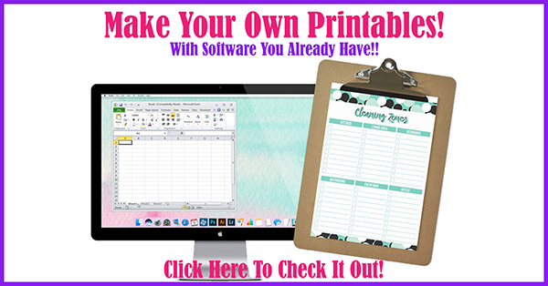 Craft a Project recommends How To Make Your Own Printables.