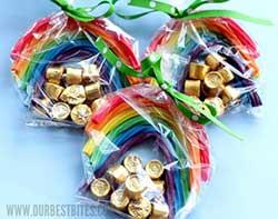 Lucky Leprechaun Rainbow