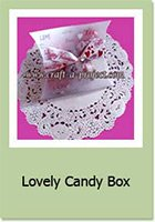 Craft A Project: Candy Box Crafts