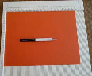 Paper Rosette 1