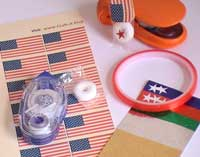 Patriotic Treats-4th of July flag treat