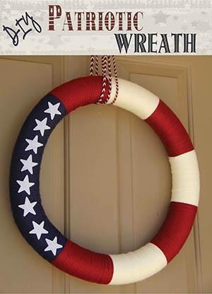 Patriotic Wreath-12