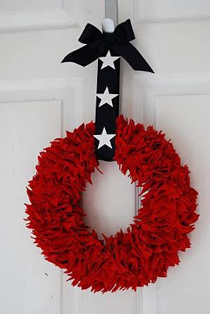 Patriotic Wreath-3