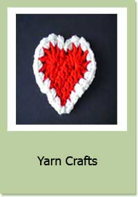 Crochet Red Heart Tutorial